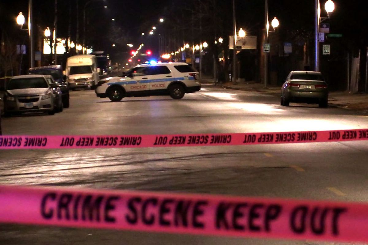 Six people were shot Nov. 5, 2019, in Chicago.