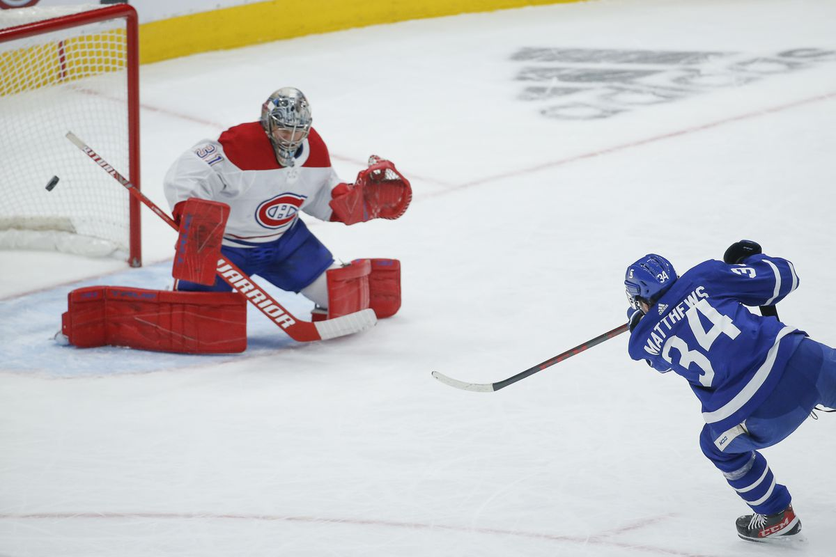 Toronto Maple Leafs vs Montreal Canadiens