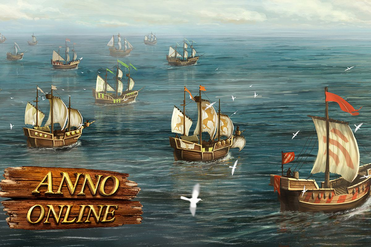 Anno Online' free-to-play city-building game announced by Ubisoft