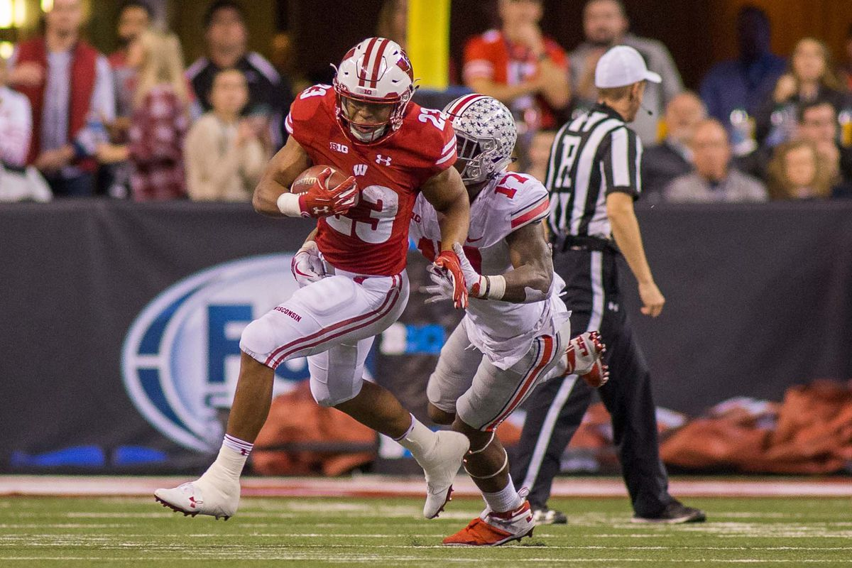 Wisconsin Vs Ohio State Big Ten Championship Betting