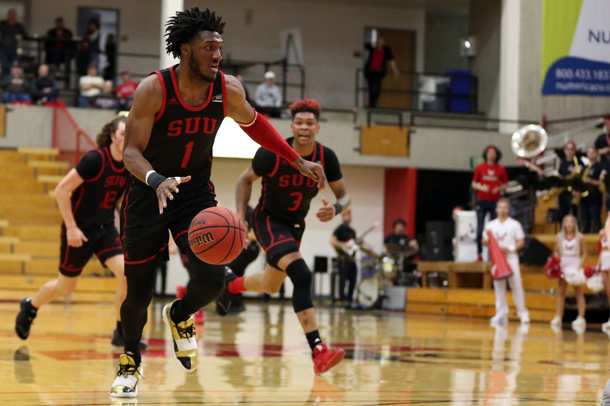 Southern Utah falls in OT, as Eastern Washington rallies past T-birds