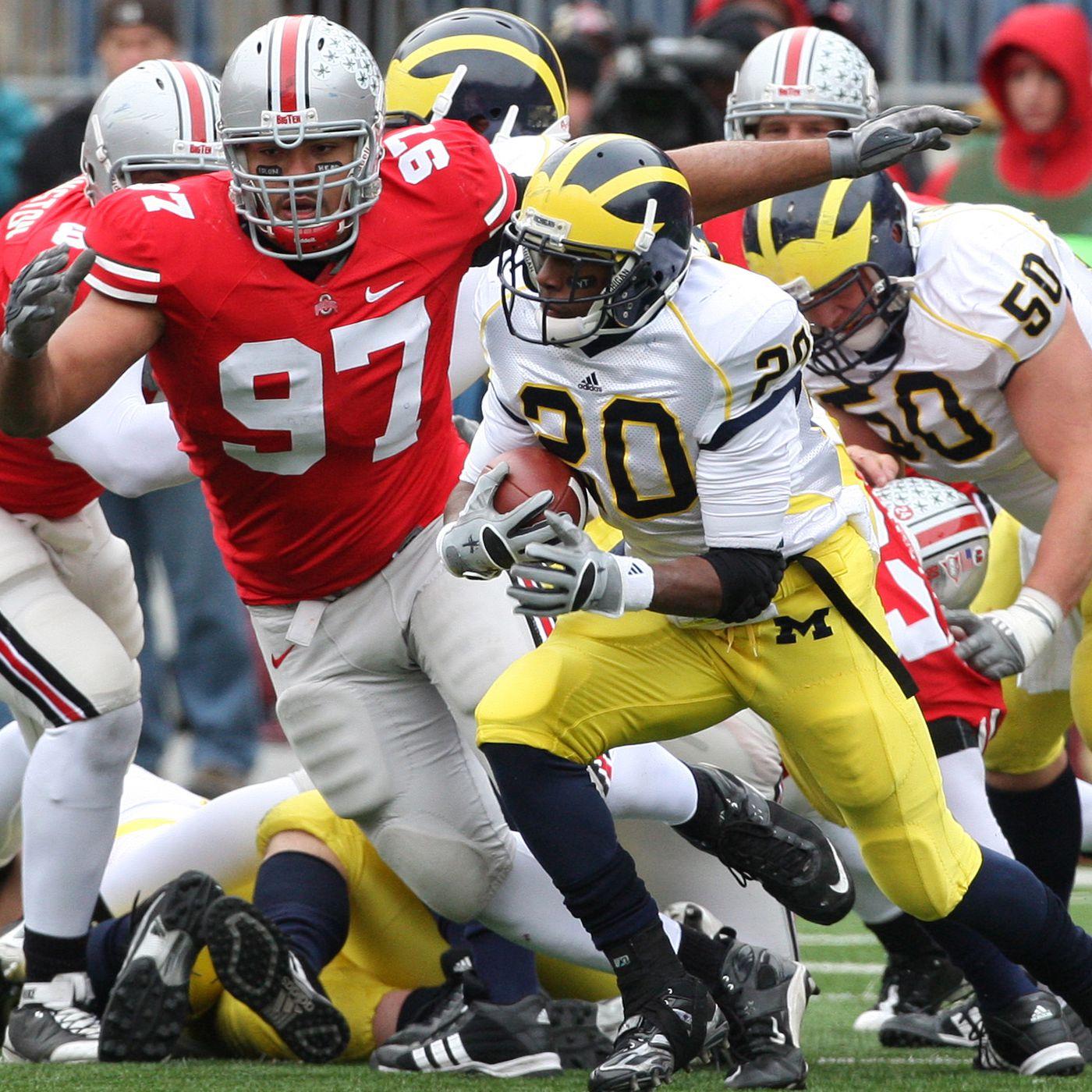Cameron Heyward Ohio State Buckeyes Football Jersey - Red