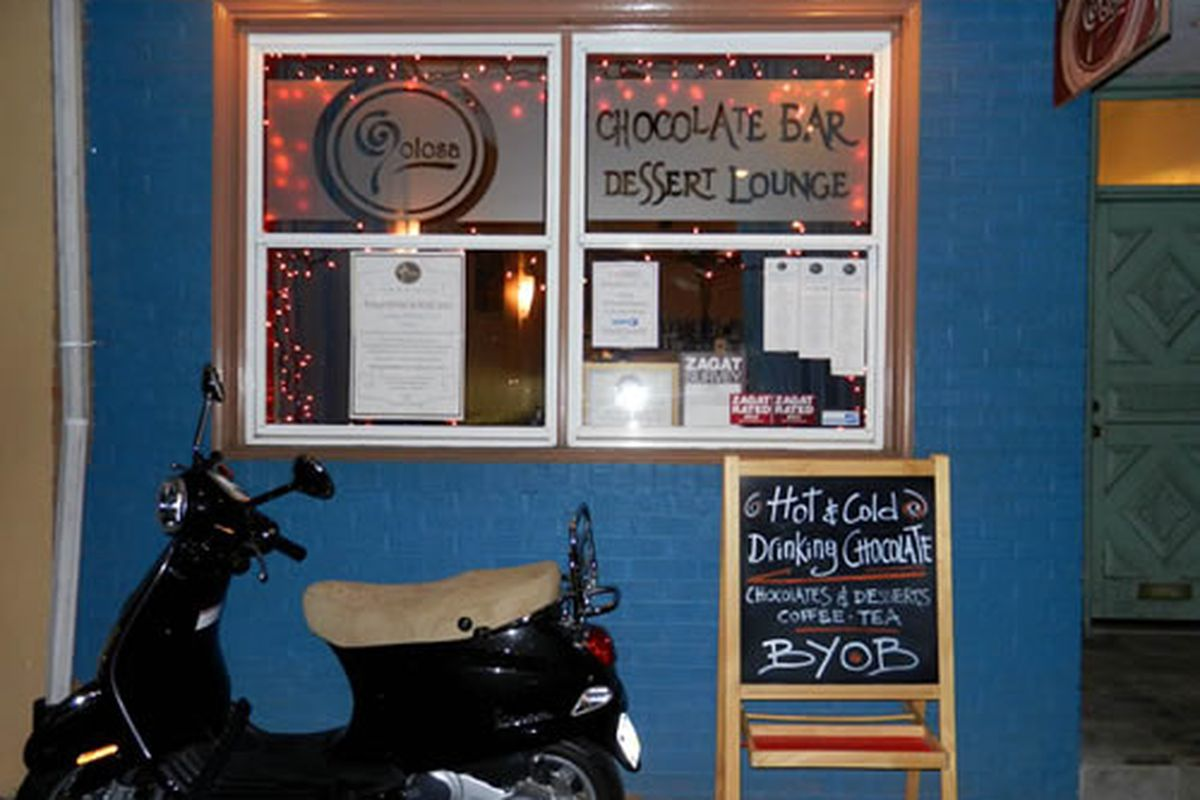 Cafe Golosa is closing up shop.