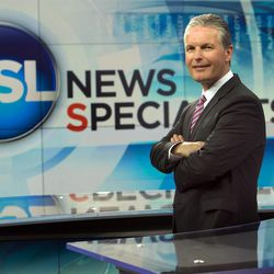 Darrell Brown was named president of KSL Broadcast Group Tuesday, Aug. 6, 2013.