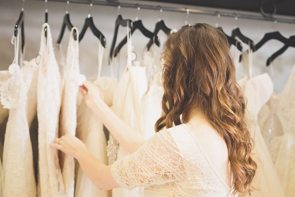 The Hard Lessons I Learned While Wedding Dress Shopping - Racked