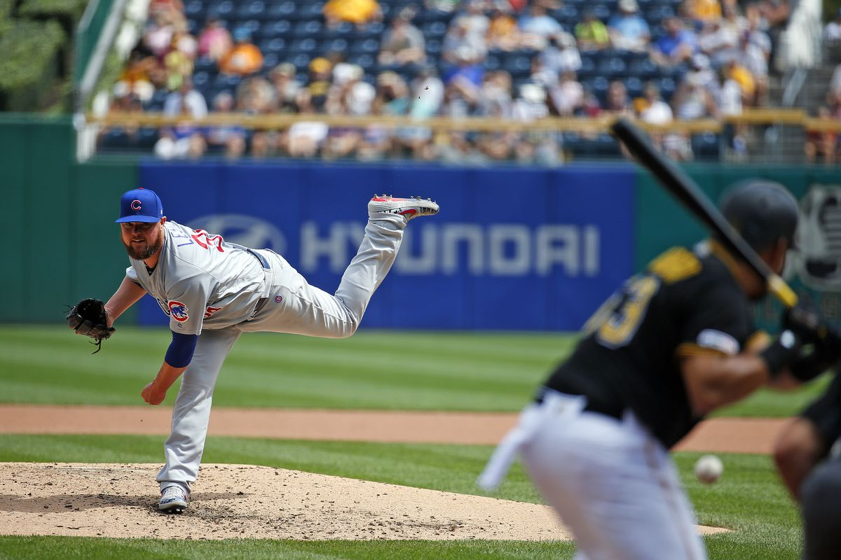 """""""I've been doubted before,"""" Cubs starter Jon Lester said. """"I don't really care."""""""