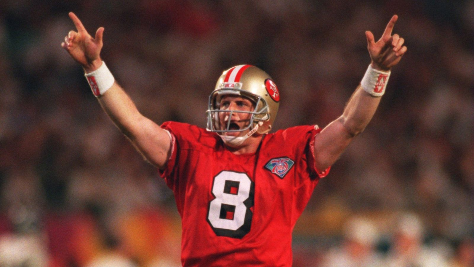Threesome pics picture steve young ers quarterback
