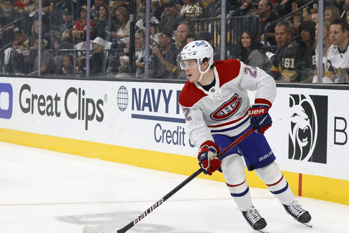 Montreal Canadiens v Vegas Golden Knights - Game Two