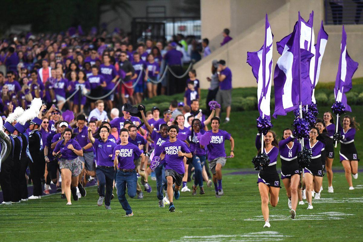 NCAA Football: Duke at Northwestern