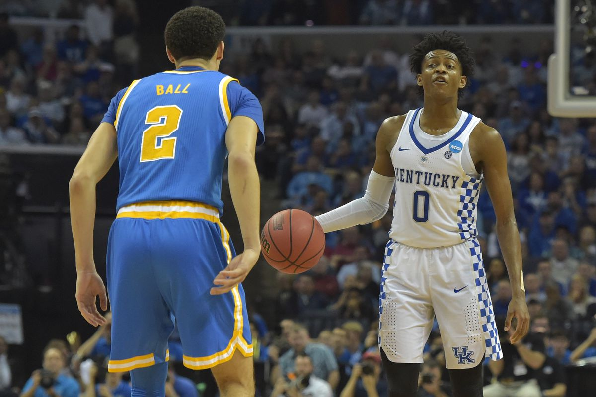 De'Aaron Fox's Dad Isn't Having Any Of LaVar Ball's Bullshit