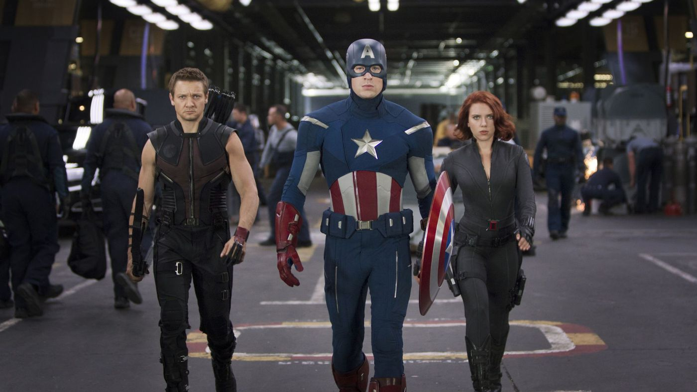 Marvel Month: 'The Avengers'