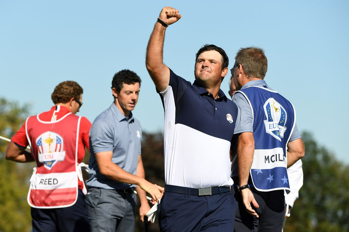 Patrick Reed wins Masters 2018 at Augusta