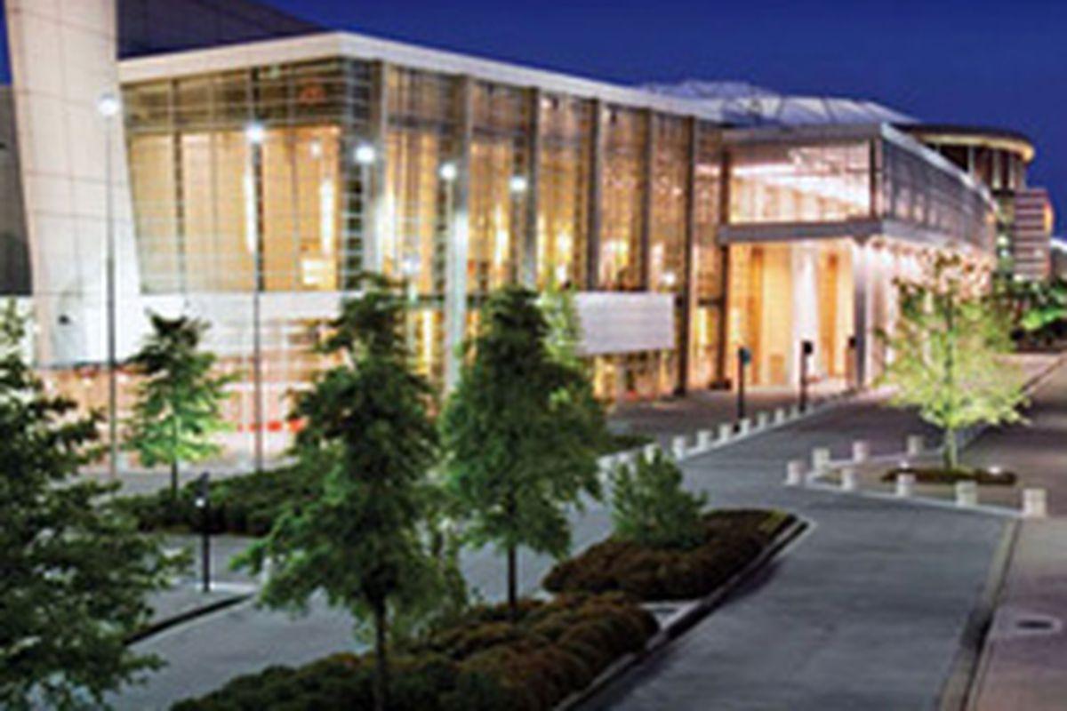 Georgia World Congress Center, where The Speakeasy Cocktail Festival will be held.