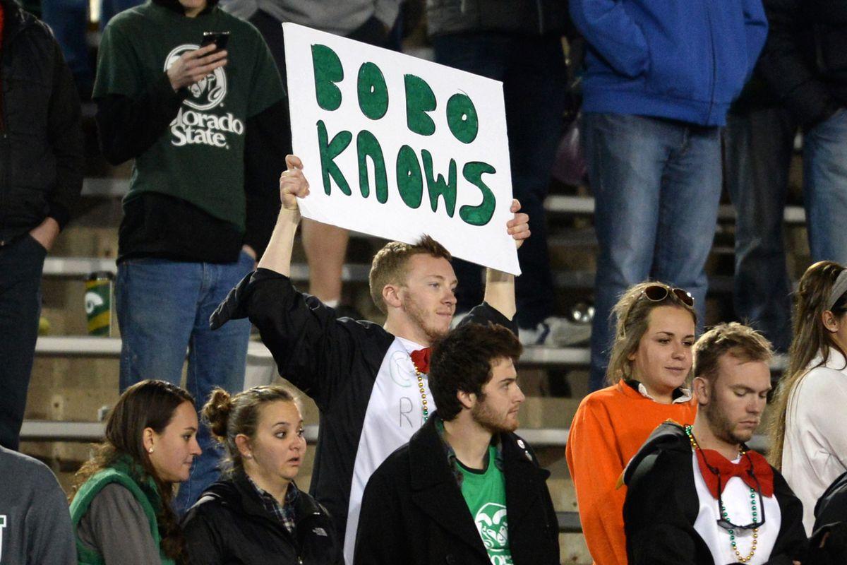 NCAA Football: UNLV at Colorado State
