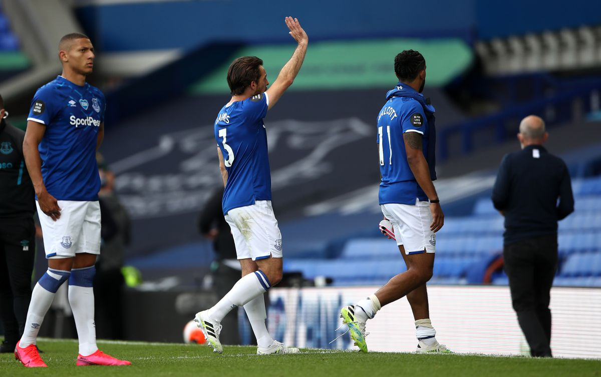 Everton v AFC Bournemouth - Premier League - Goodison Park