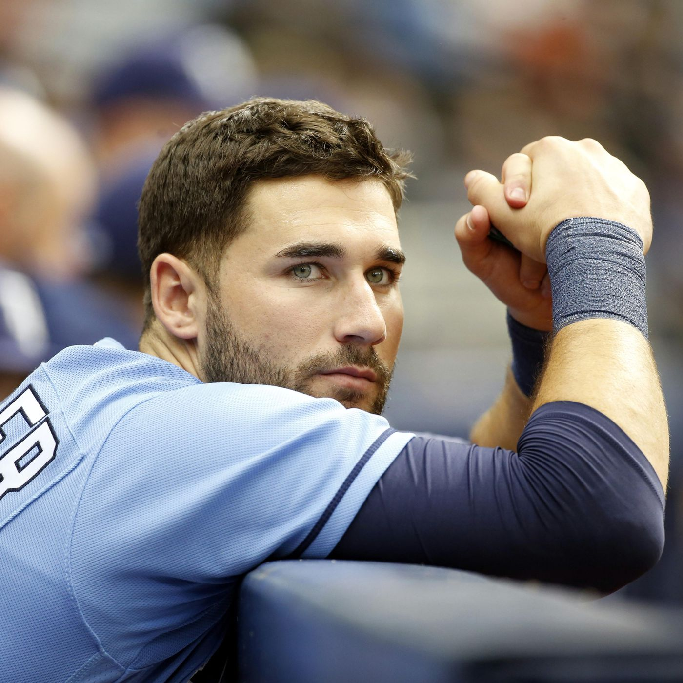 Kevin Kiermaier, Rays agree to extension that's good for everyone - Beyond  the Box Score