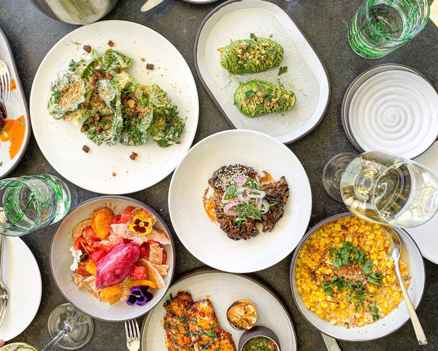 5 Great Restaurants To Try This Weekend In Los Angeles