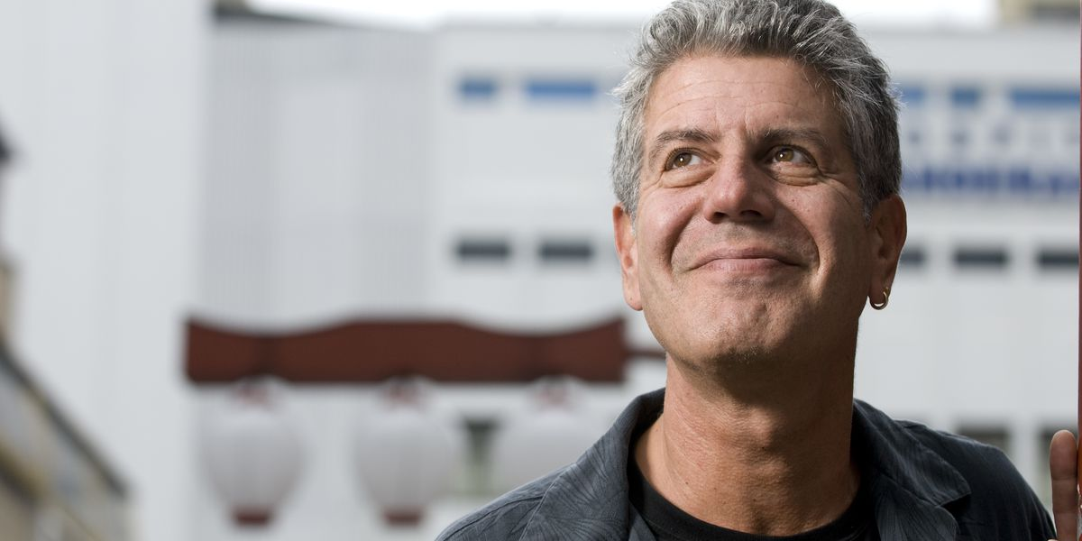 Who Was Bourdain Day For?