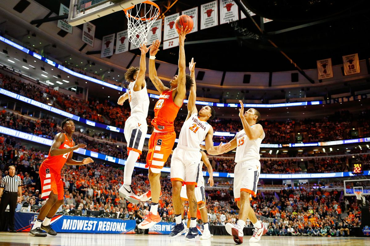 Syracuse Virginia The Acc Rivalry No One Saw Coming Troy Nunes