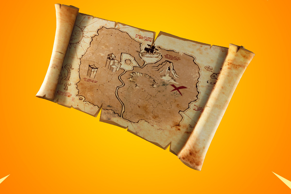 Fortnite patch v8 01 buried treasure patch notes - Polygon