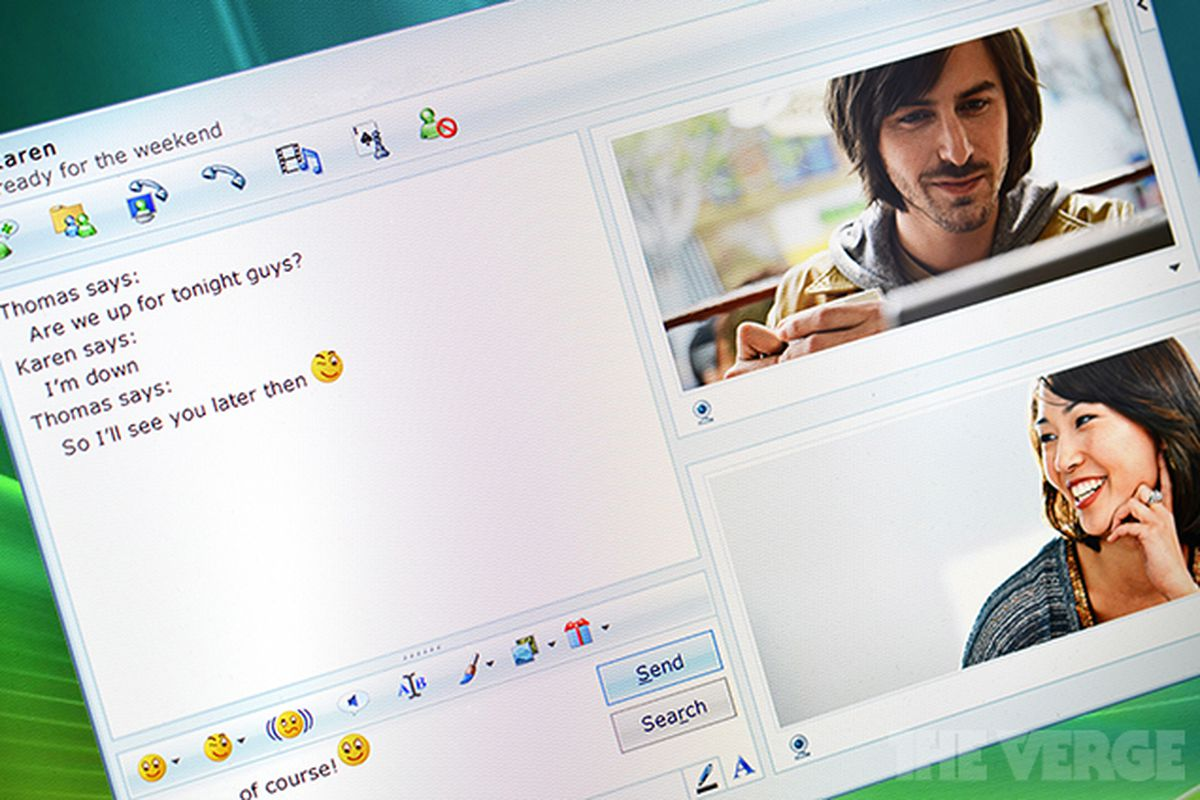 Inside Microsoft's '90s chat war with AOL - The Verge