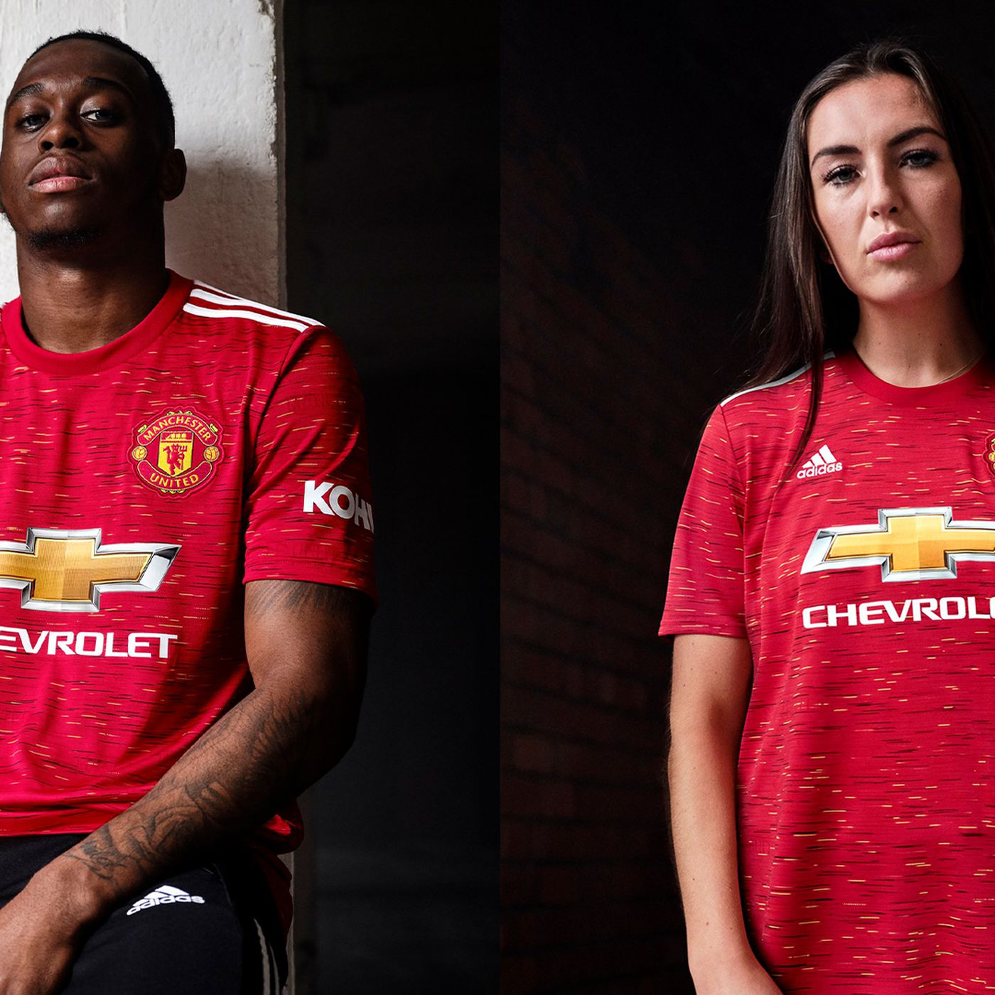 Manchester United Unveil New 2020 21 Home Kit The Busby Babe