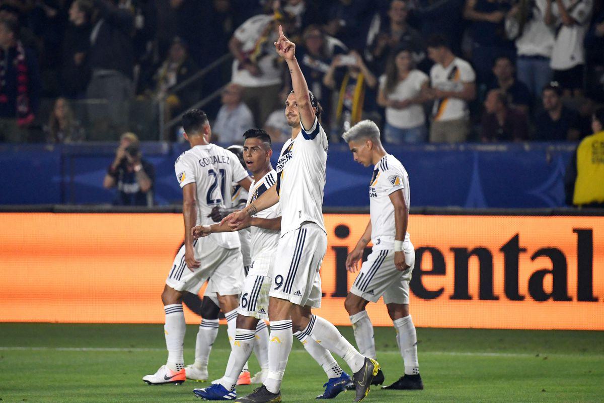 MLS: Toronto FC at LA Galaxy