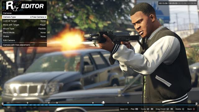 editing ps4 gameplay