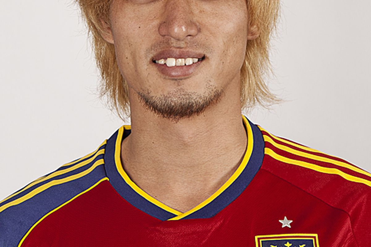 It is likely that Real Salt Lake's Terukazu Tanaka will get his first start for Real Salt Lake against the New York Red Bulls on Saturday night.