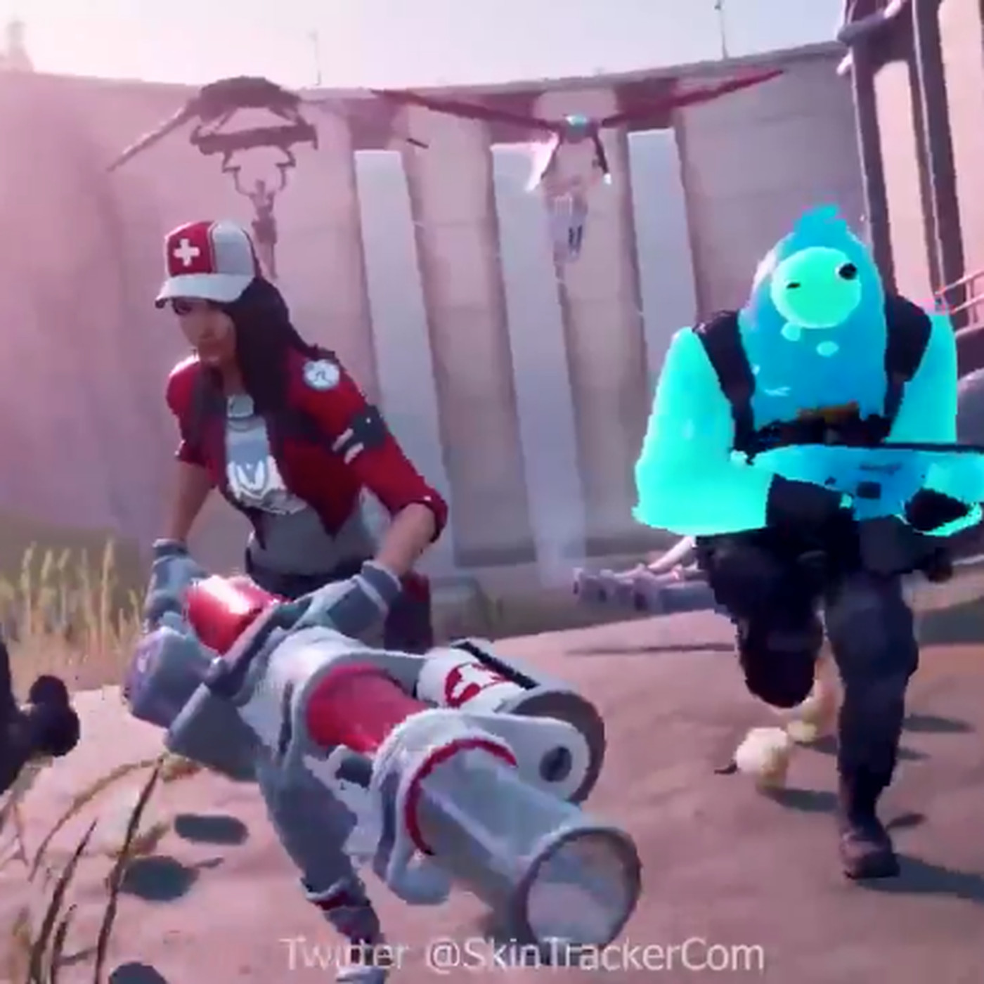 Leaked Fortnite Chapter 2 Trailer Provides A First Glimpse