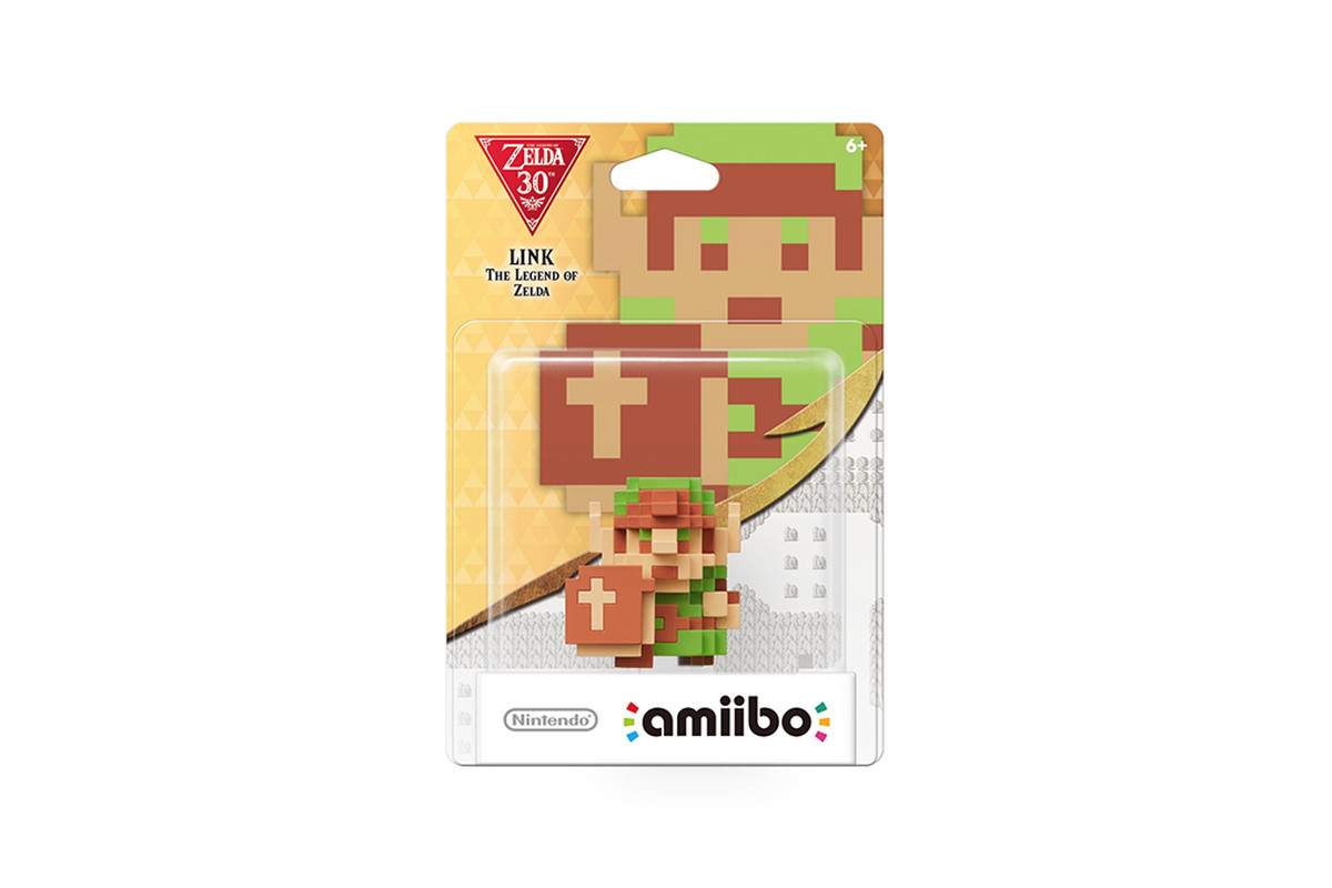 Nintendo announces adorable zelda amiibos and skyward sword on wii