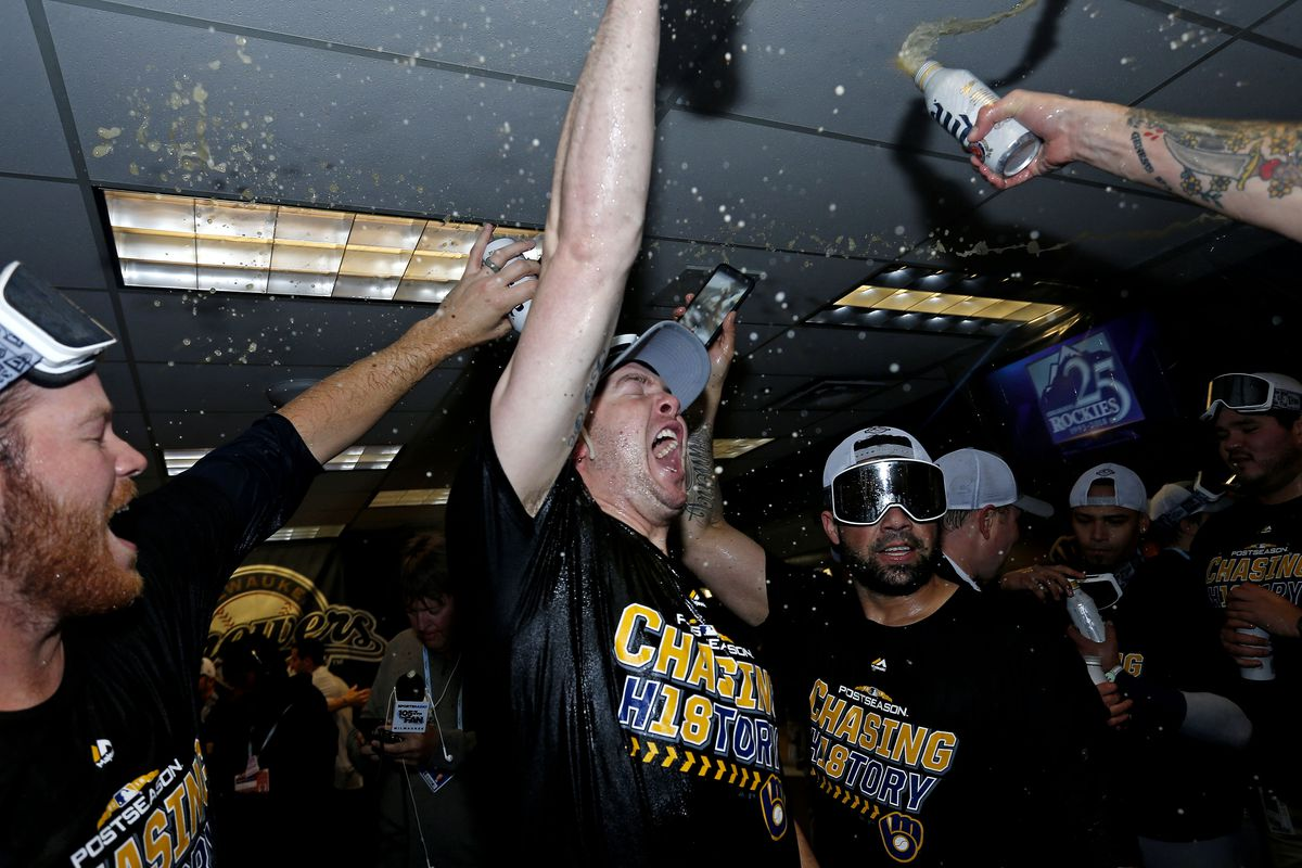 0729d8f0e Brewers players make an extra $123,000 each in playoff shares - Brew ...