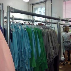 Empty size 2 rack