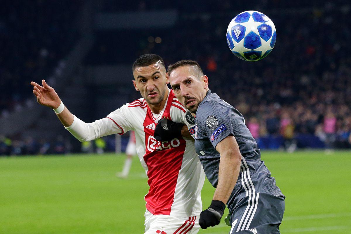 Ajax v Bayern Munchen - UEFA Champions League