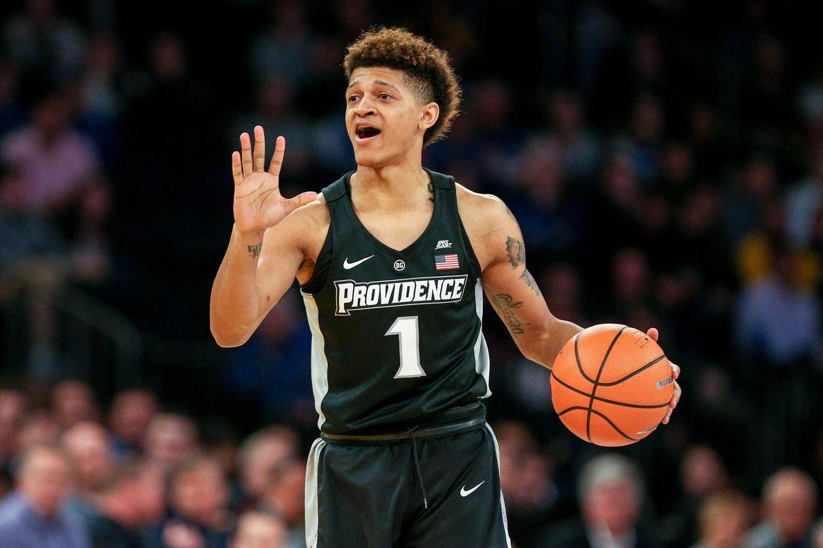 NCAA Basketball: Big East Conference Tournament-Creighton vs Providence