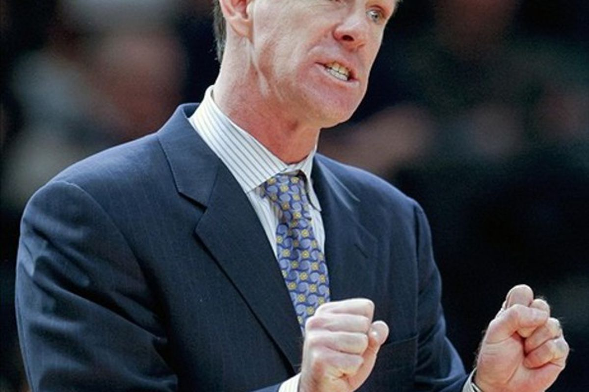 It's been a long year for Jamie DIxon (Jim O'Connor-US PRESSWIRE)