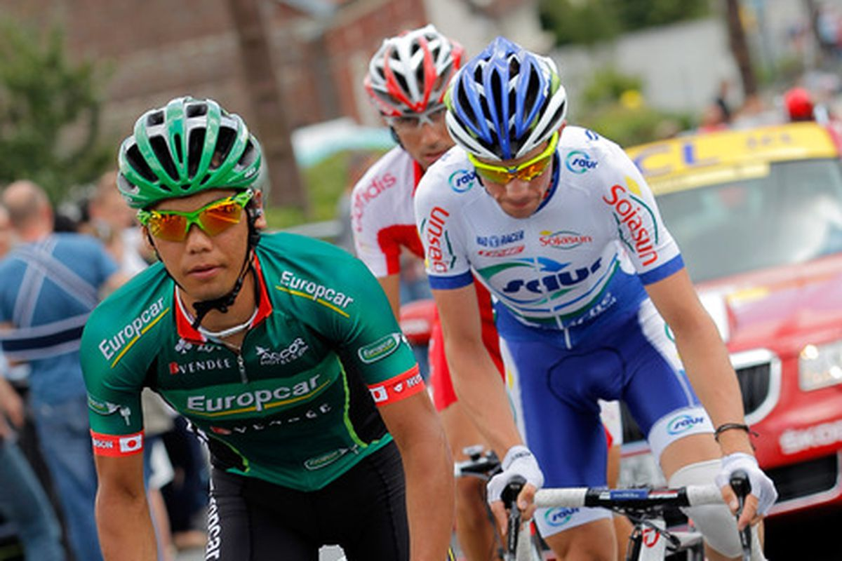 Europcar, Sojasun, and Cofidis are certain to feature in breakaways in this year's Tour de France.