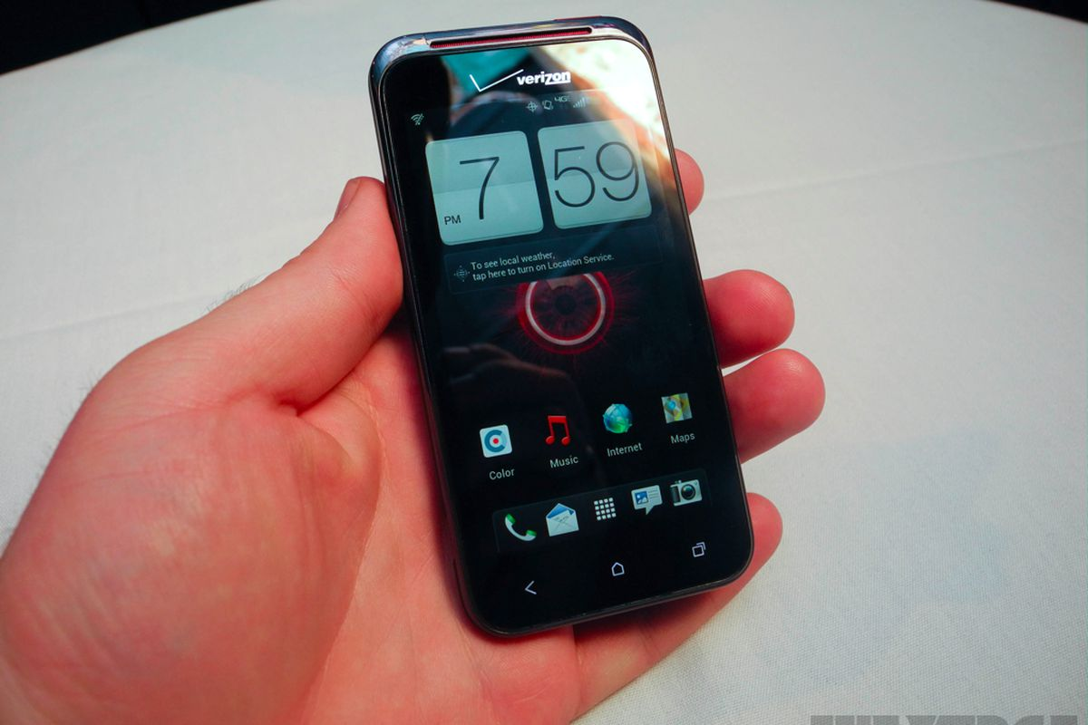 Gallery Photo: Droid Incredible 4G LTE Photos