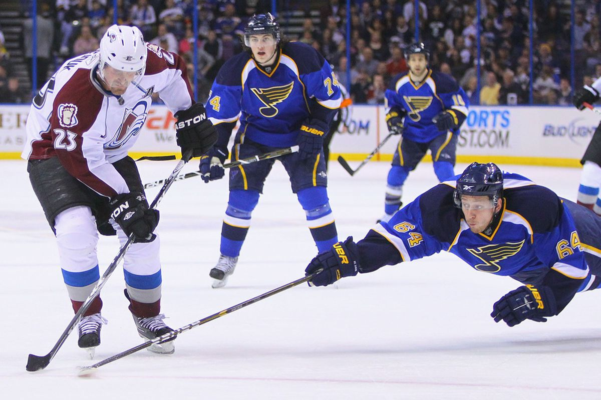 Nikita Nikitin's so excited about the season being back he's practically flying to buy tickets.