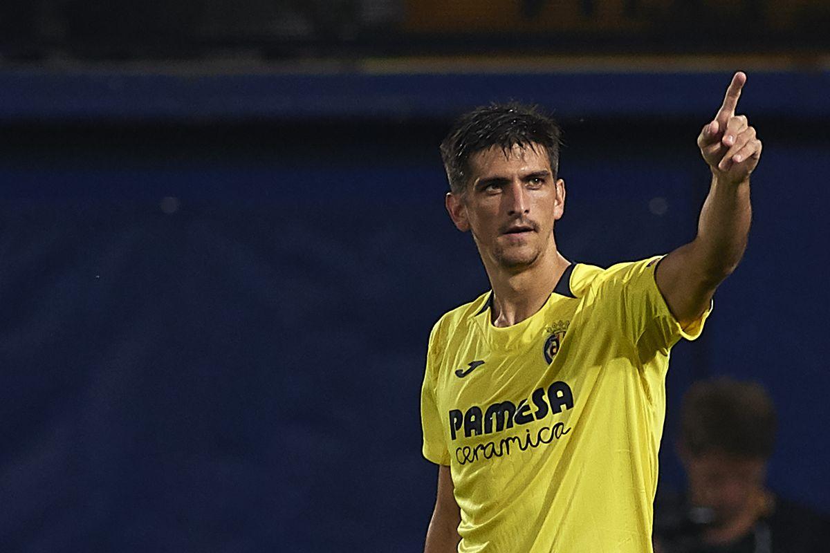 Gerard Moreno injured in practice yesterday - Villarreal USA