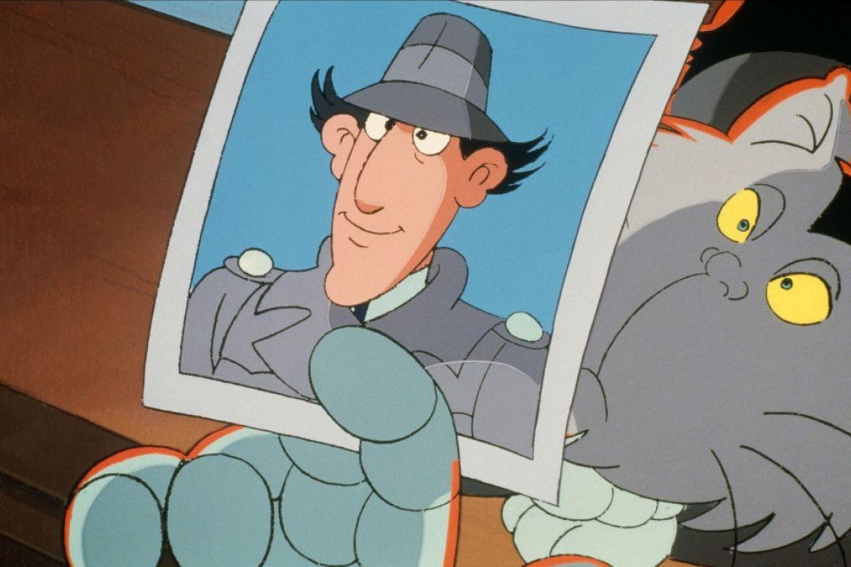 Inspector Gadget card