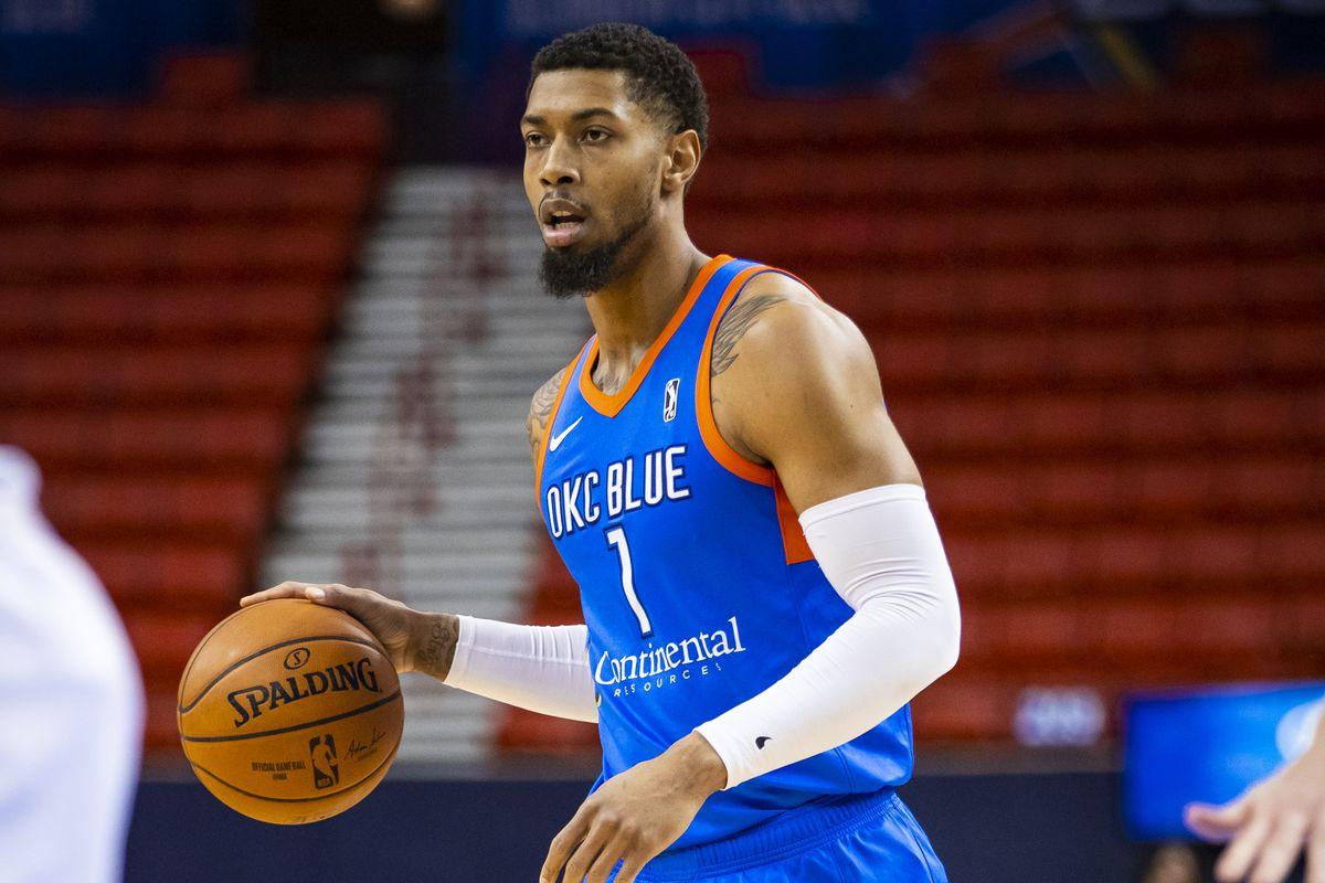 Northern Arizona Suns v Oklahoma City Blue