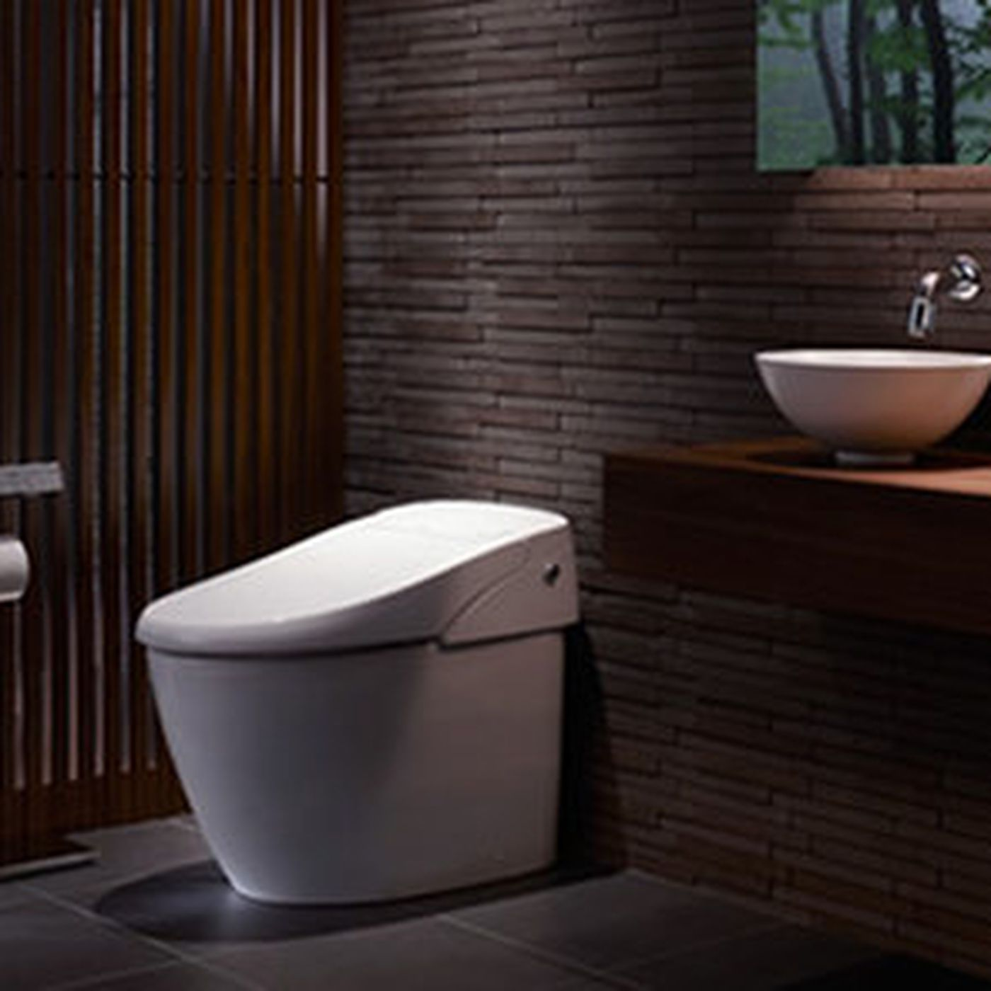 Japanese toilet answers nature\'s call via Android - The Verge