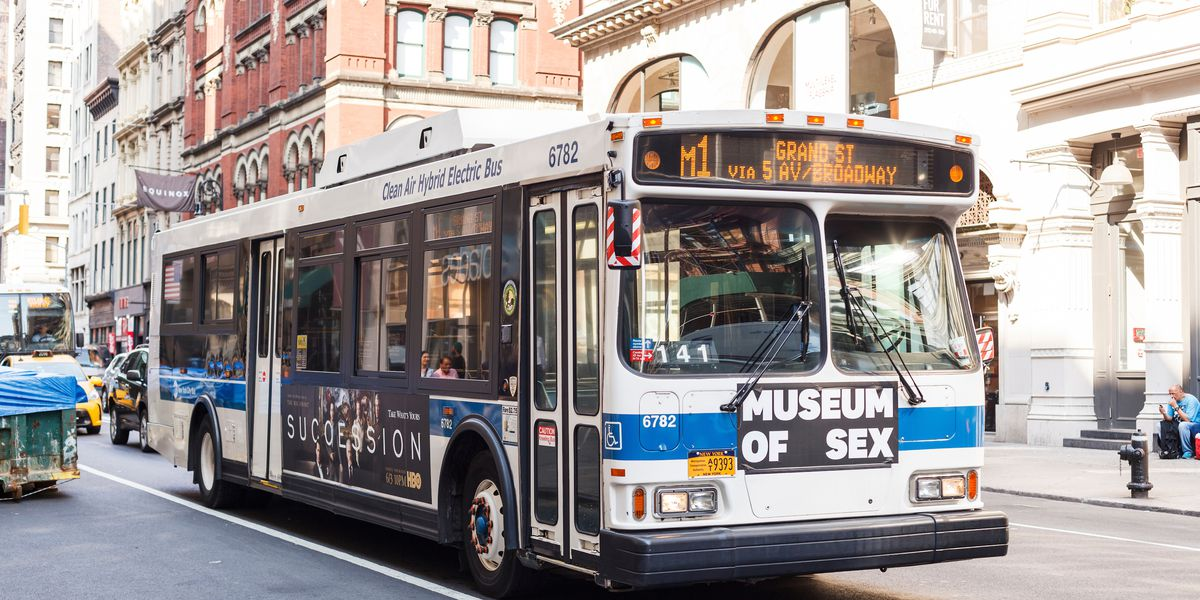 Transit advocates unveil new proposal to fix NYC's bus