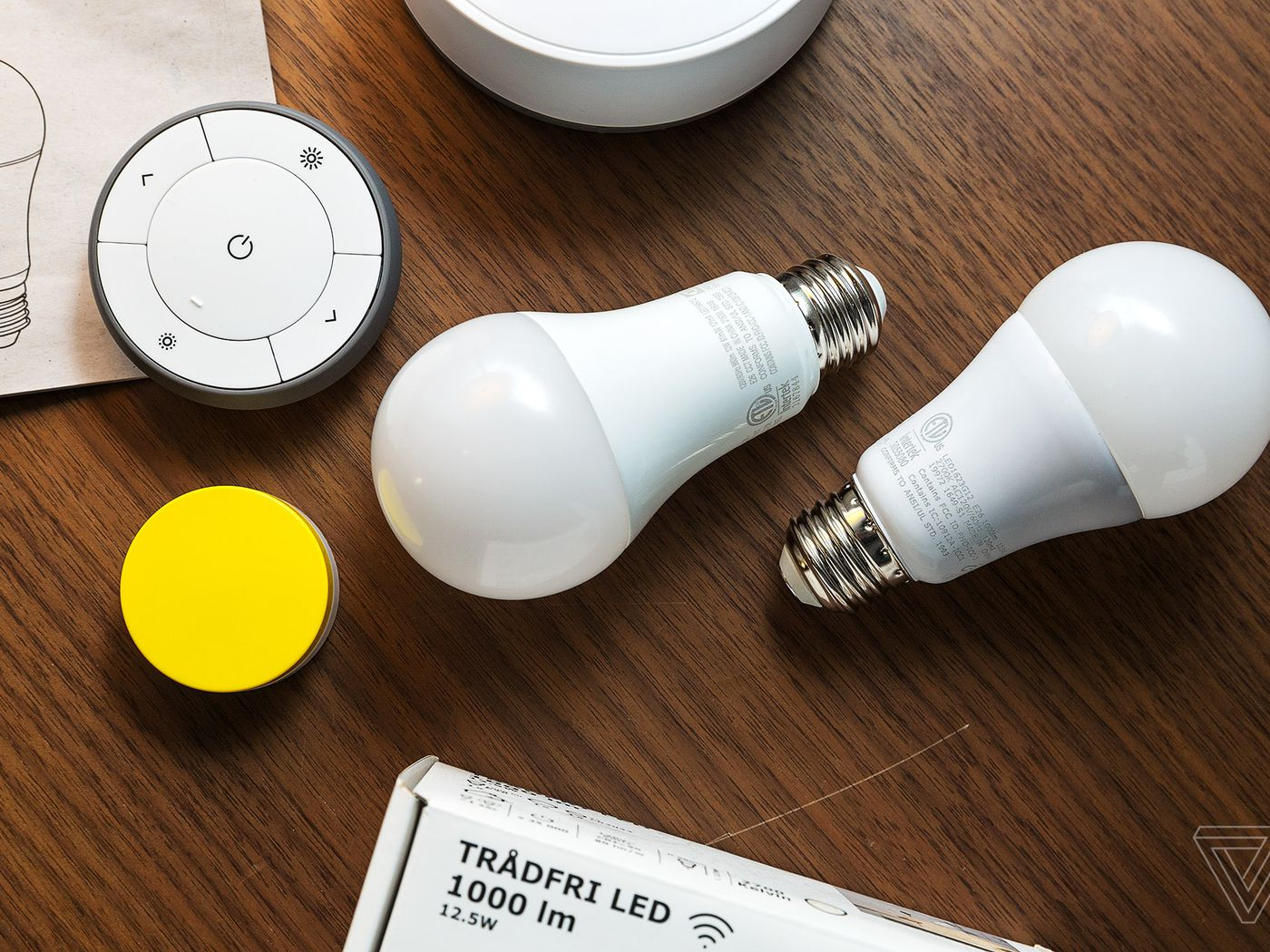 Ikea S Smart Lights Are As Stylish And