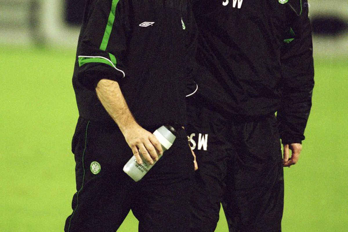 Steve Walford (right) has long been a crucial element in Martin O'Neill's successes.