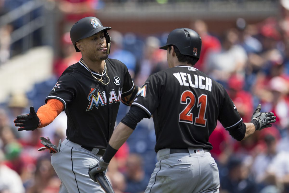 42e053975d0ca1 2018 MLB Playoffs: Ex-Marlins playing on every remaining team - Fish ...