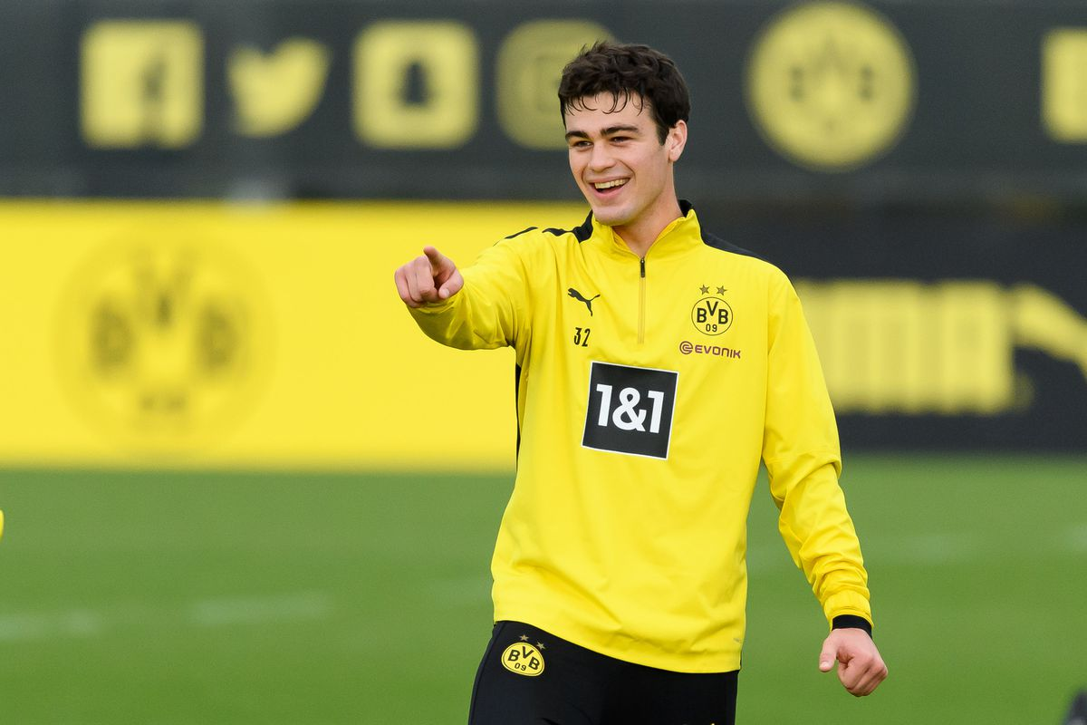 Gio Reyna Speaks On His Rise At Borussia Dortmund Stars And Stripes FC