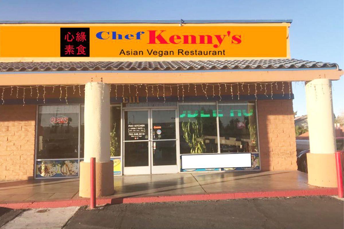 Chef Kenny's Asian Vegan Restaurant