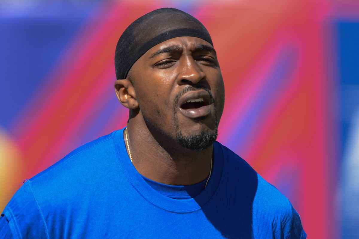 New Colts Wr Hakeem Nicks Gets To Work Training Stampede